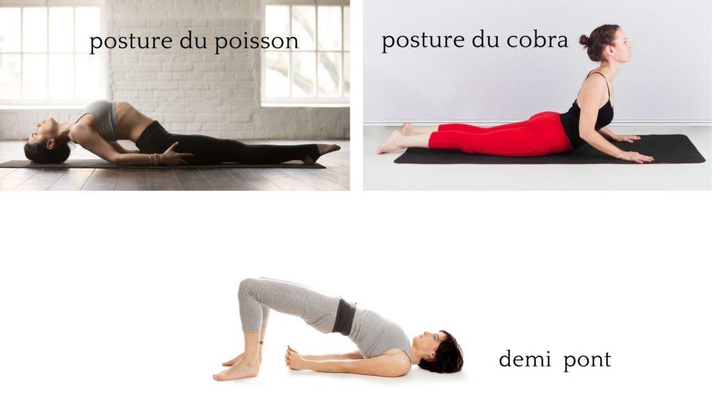 3 postures de yoga pour l'ouverture de la cage thoracique