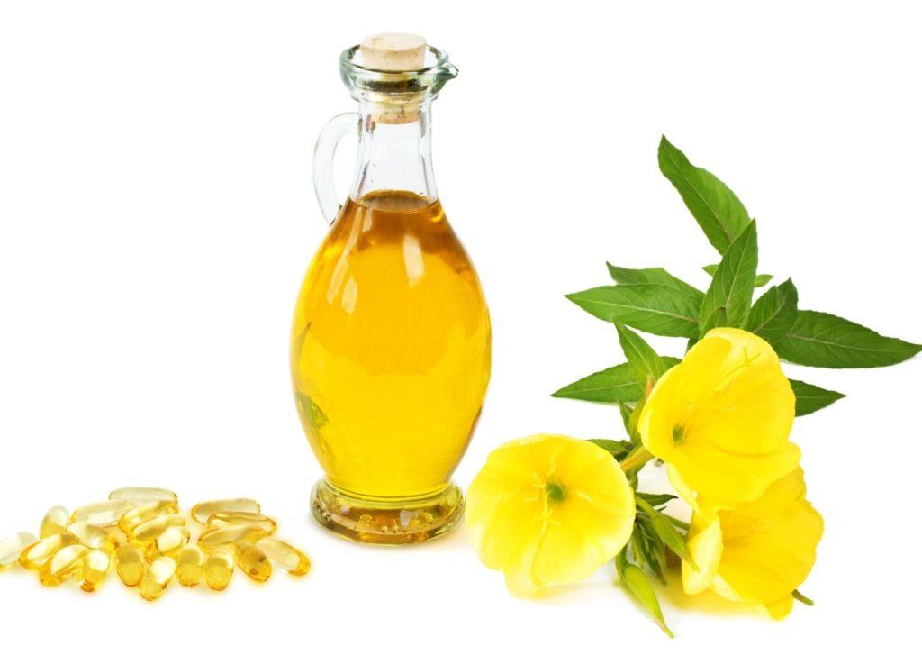 huile d'onagre pour la peau et le bronzage