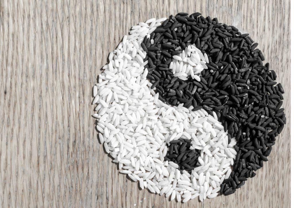 ying yang du lâcher prise